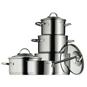 WMF Provence Plus Kochgeschirr-Set mit Stielkasserolle 5-teilig [eBay]