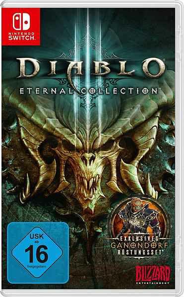 Diablo 3 Eternal Collection für Nintendo Switch