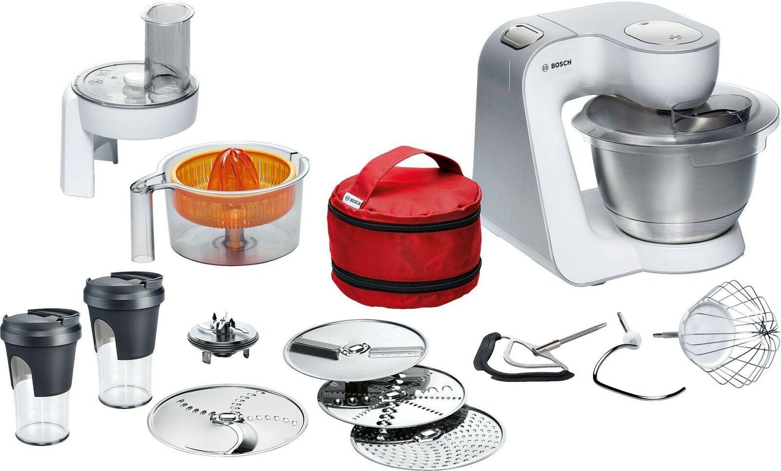 [ebay] Bosch MUM58W56DE CreationLine Küchenmaschine, weiß, 1000 Watt, EasyArmLift für 219,90 Euro inkl. Versand