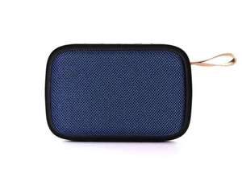 [Real / ejoker] Reekin Bighead Bluetooth Lautsprecher (Blau)