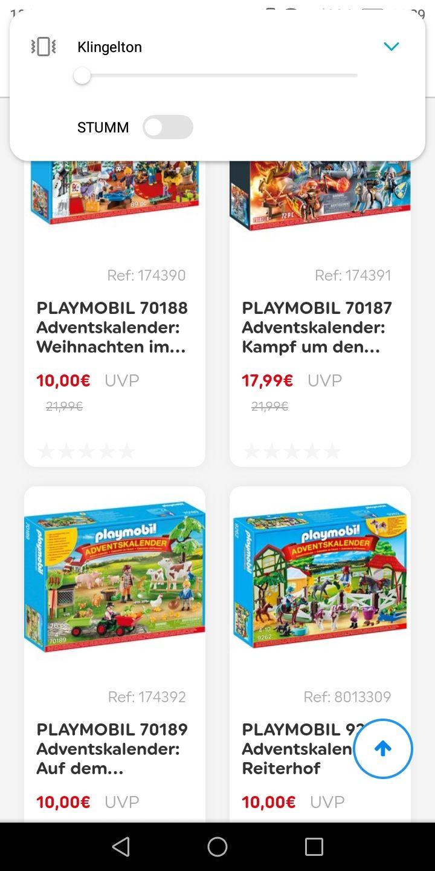 Playmobil Adventskalender Reiterhof und weitere für 10 Euro (bis 29€ + 3,95€ Versand)