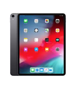 "[Rakuten.fr] Apple iPad Pro 12.9"" 64GB, LTE, Space Gray [3. Generation / 2018]"