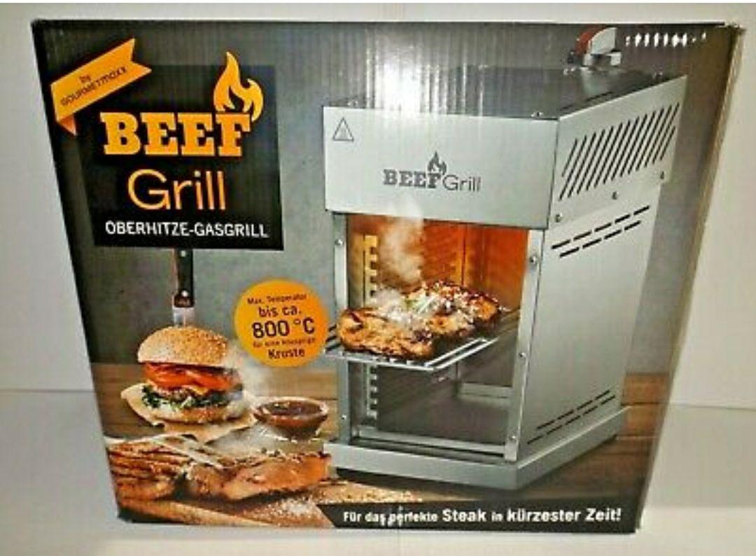 Gourmetmaxx Beef Grill - 800°C