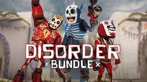 Disorder Steam Bundle ab 1,09€ bei Fanatical