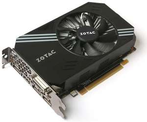 ZOTAC GeForce GTX1060 ITX 3 GB