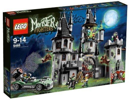 LEGO Vampirschloss (9468 ) und Star Wars - Gungan Sub (9499 ) [Lokal: Metro Brunnthal bei München]