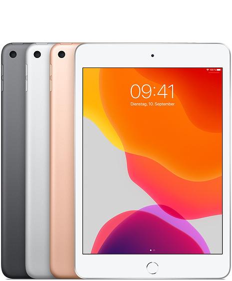 iPad mini 5, 256GB, Wi-Fi, Silber, MUU52FD/A