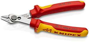 [AMAZON Prime] Knipex 78 06 125 VDE 125 mm Electronic Super Knips