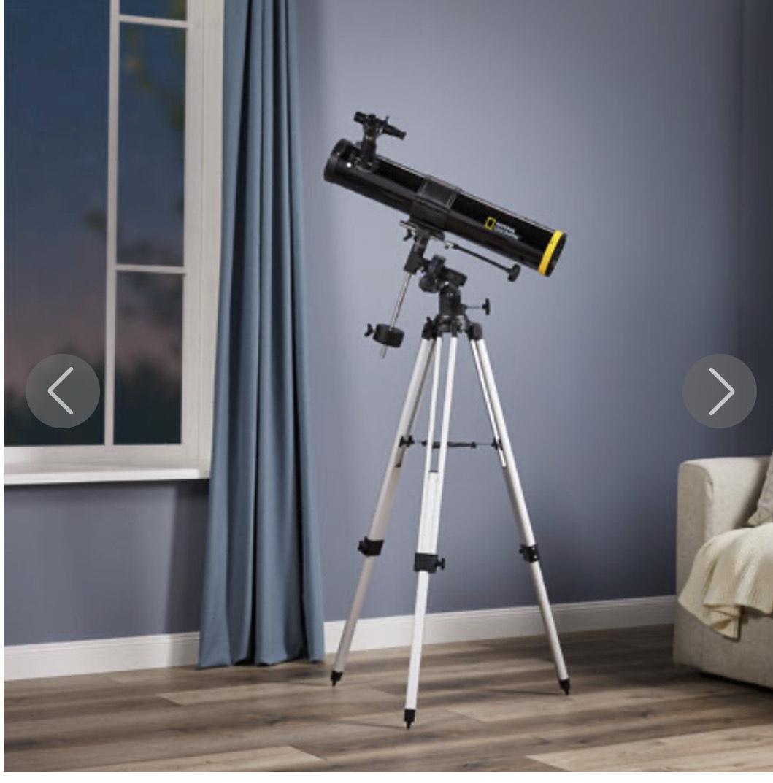 Aldi Süd National Geographic Spiegelteleskop EQ 76/700