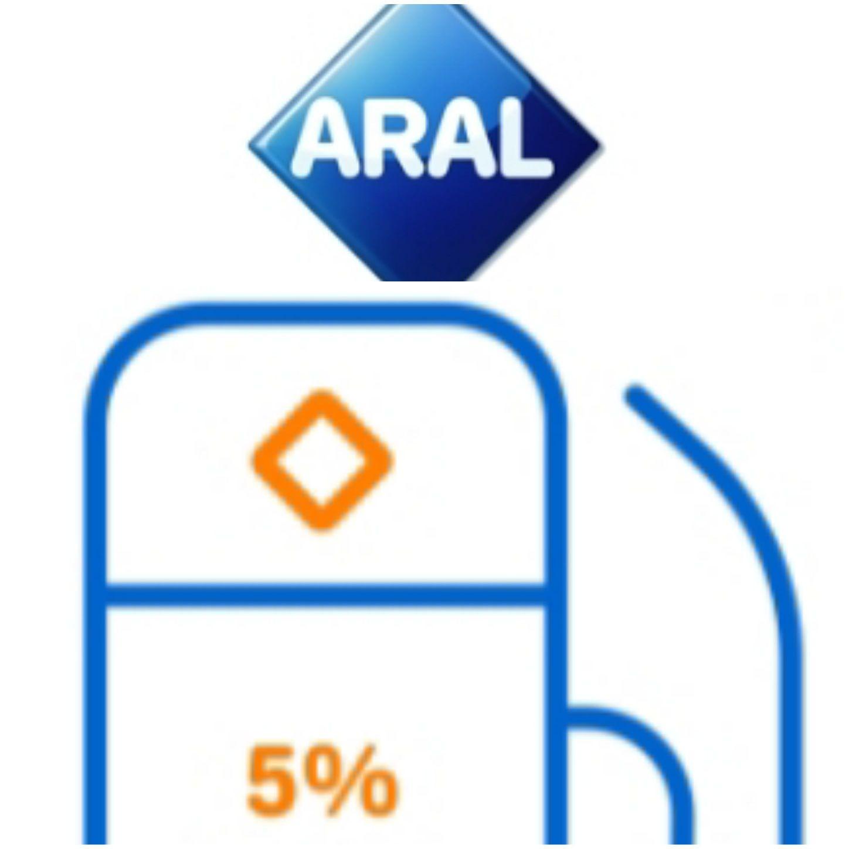 Aral Gutschein 5% auf Wäsche / Tankfüllung