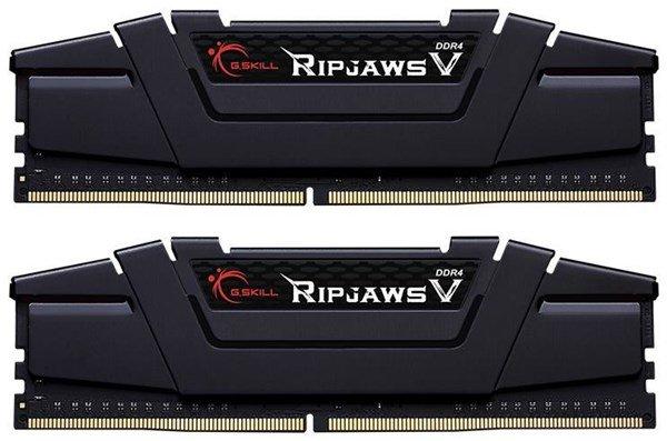 [computeruniverse.de] G.Skill RipJaws V schwarz DIMM Kit 32GB, DDR4-3600, CL18-22-22-42