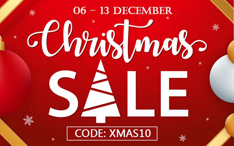 Christmas Sale! 10% Gutschein bei Kindermaxx (zwischen 06.12 und 13.12.2019)