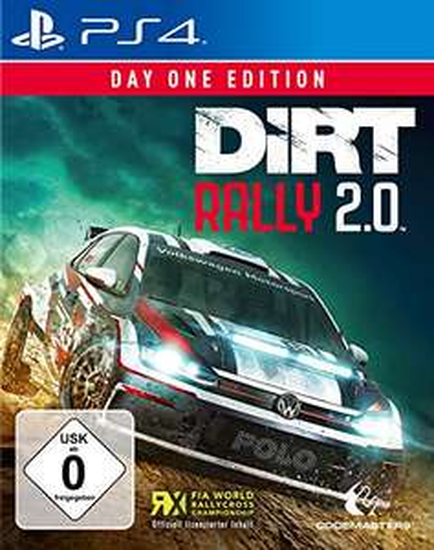 Dirt Rally 2.0 Day One Edition (PS4) für 17,99€ & Deluxe Edition für 29,99€ (Amazon Prime)