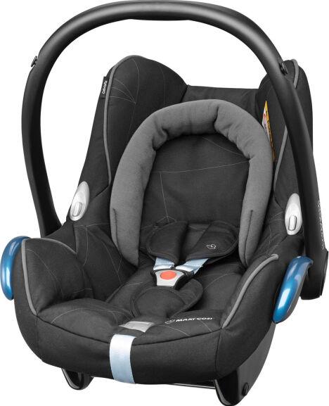 Babyausstattung von Maxi-Cosi & Safety 1st: zB Maxi-Cosi CabrioFix für 79,99€ inkl. VSK statt 103,73€