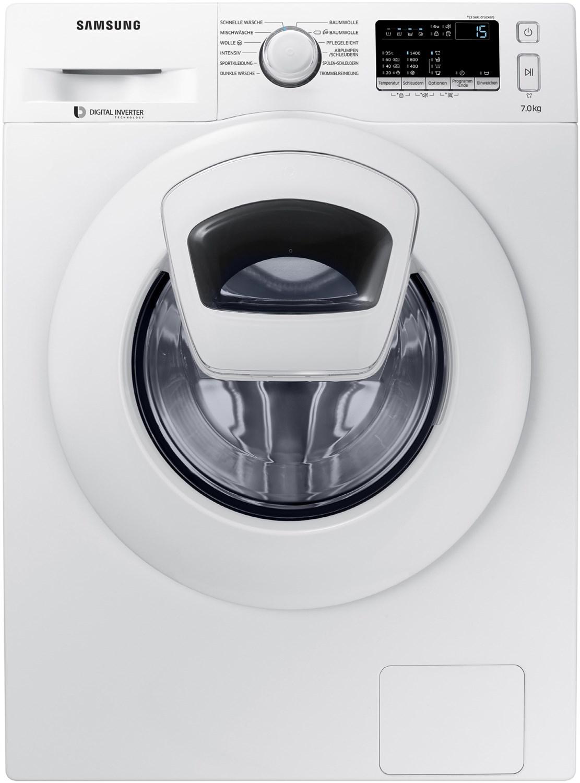 [LOKAL Euronics / ABHOLUNG] Samsung WW 70 K 4420 YW Stand-Waschmaschine-Frontlader weiß