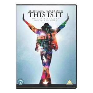 DVD: Michael Jackson´s This Is It für € 2,82 bei Play.com
