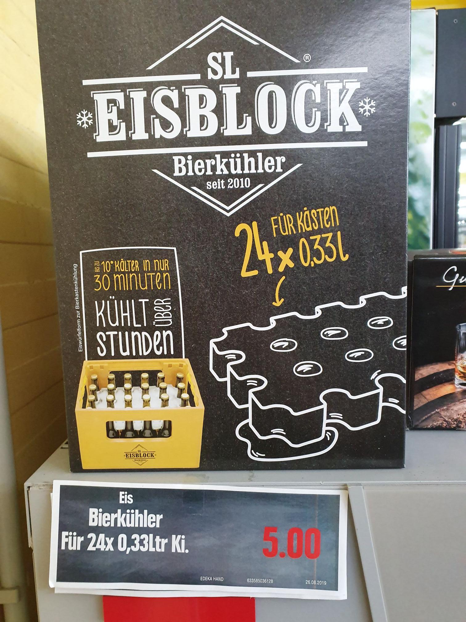 Bierkühler Sl-Eisblock