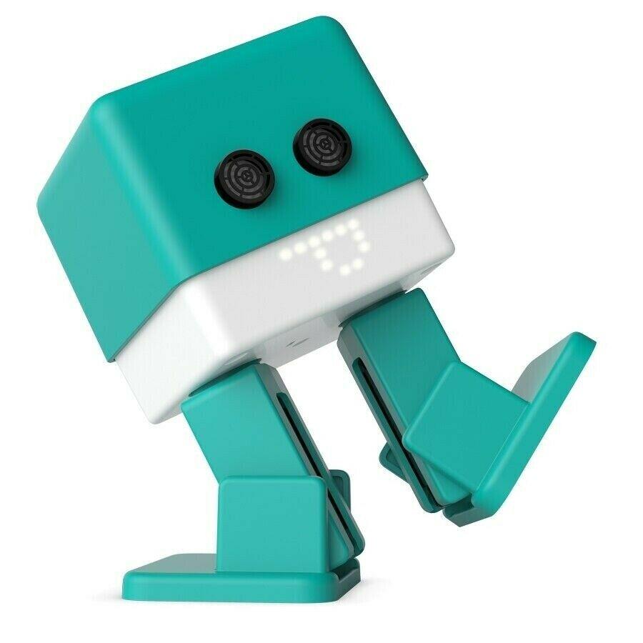 Programmierbarer Spielzeugroboter BQ Zowi (Bluetooth, Micro-USB, Bitbloq, Android-App, 4 Servomotoren, Ultraschallsensor, ~8h Akkulaufzeit)