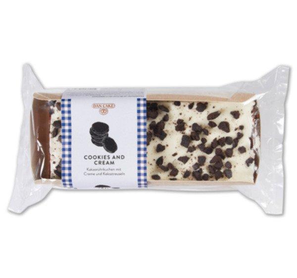 Dan Cake - Cookies and Cream Fondantkuchen 360g [Penny - HH 22523] - bundesweit?