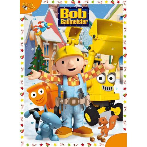 Adventskalender (24 Kalender x 75g Schokoklade) 1,8kg Schoki für 4,99€ + 3 € VSK