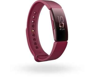 Fitbit Inspire Sangria Fitness Tracker