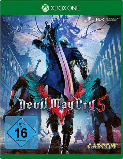 Devil May Cry 5 (Xbox One) für 19,99€ (Otto)