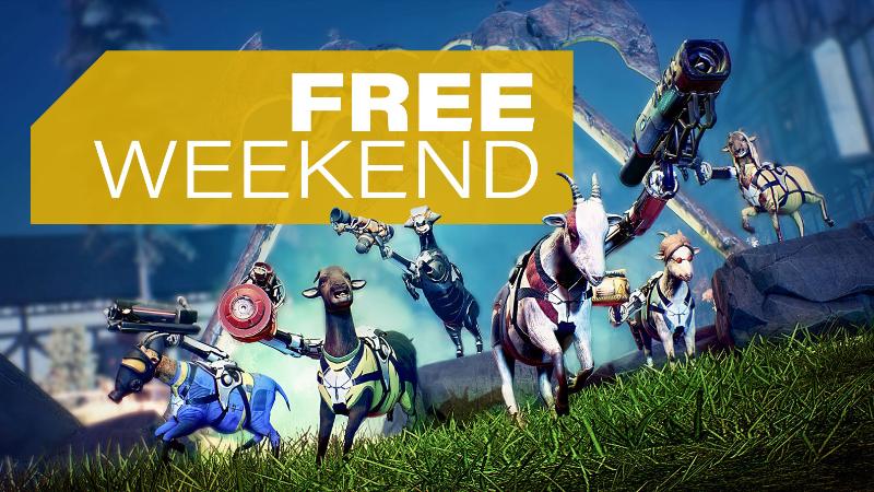 Steam Free Weekend: Goat of Duty (Steam) kostenlos spielen (Steam Store)