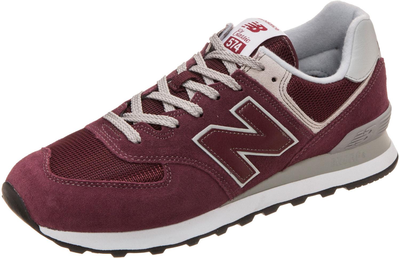 New Balance 574v2 Core Sneaker - Rot Burgundy - mehrere Größen