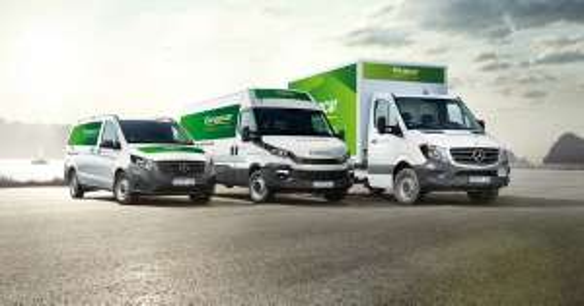 Bei Europcar 10% auf Mietwagen