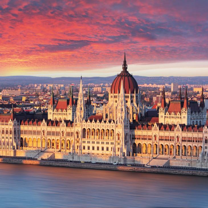 Flüge nach Budapest hin und zurück von Stuttgart, Berlin und Nürnberg (Januar - März) ab 15,62€