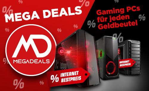 AGANDO Gaming PC MegaDeal 800 (Ryzen 5 2600; RX 5700 XT)