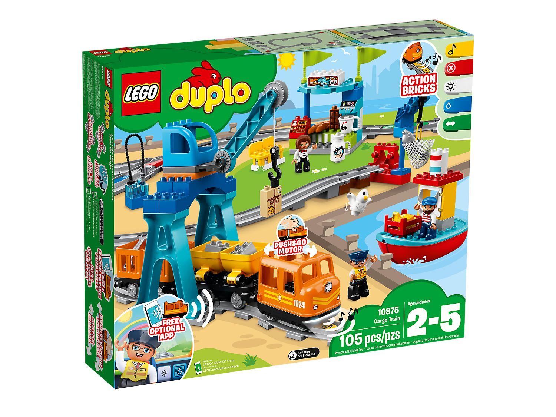 LEGO Duplo 10875 - Güterzug -11 % bei Amazon.fr