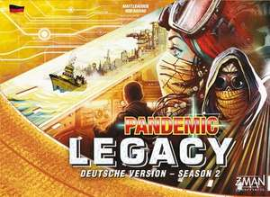 Pandemic Legacy Season 2 (Deutsch)
