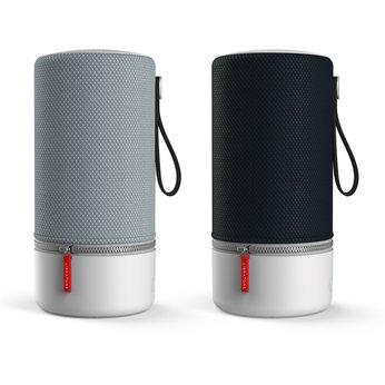 [EURONICS] Libratone Zipp2 Bundle Alexa (1x Grau & 1x Schwarz) Multimedia-Lautsprecher Bluetooth