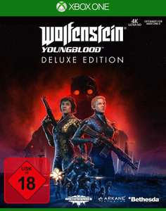 Wolfenstein: Youngblood - Deluxe Edition (Xbox One) für 16,99€ (Müller)