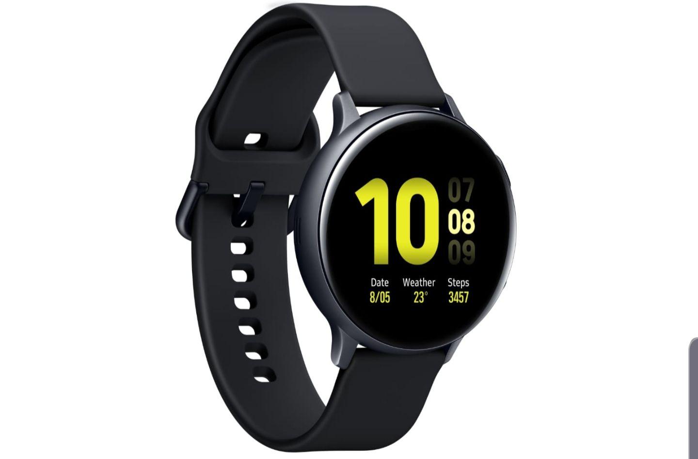 [Neukunde] Samsung Galaxy Watch Active2 Alu 44mm