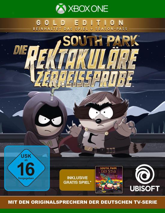 South Park: Die rektakuläre Zerreißprobe Gold Edition (Xbox One) für 14,99€ (GameStop)