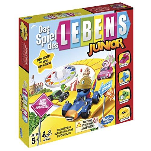 (Prime) Das Spiel des Lebens Junior - Kinderspiel von Hasbro Gaming