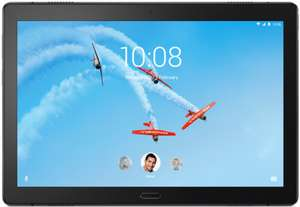 [Expert] Lenovo Tab P10 25,5 cm (10,1 Zoll Full HD IPS Touch) Tablet-PC (Snapdragon 450 Octa-Core, 3GB RAM, 32GB eMCP, Wi-Fi, Android 9)