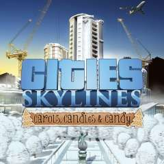 Cities: Skylines - Carols, Candles and Candy DLC (PS4) kostenlos (PSN Store)