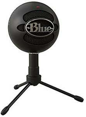 [Amazon Blitzangebot] Blue Microphones Snowball iCE USB Mikrofon (für Aufnahme und Streaming auf PC und Mac, verstellbarer Ständer) schwarz