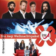 [Hannover] Theater am Aegi - 3 Veranstaltungen für einen Preis; über Eventim noch mehr gespart