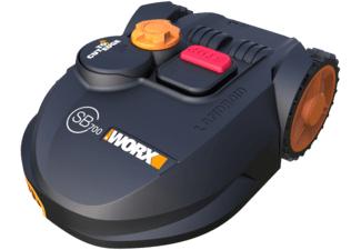 [SATURN] WORX Landroid SB700 WR110MI.1, Mähroboter, App-steuerbar, für bis zu 700 m²