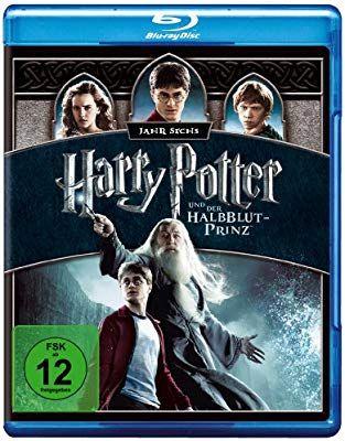 Harry Potterund der Halbblutprinz [Blu-ray] [Amazon Prime]