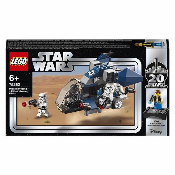 [Spiele Max] LEGO Star Wars 75262 - Imperial Dropship (20 Jahre LEGO Star Wars)