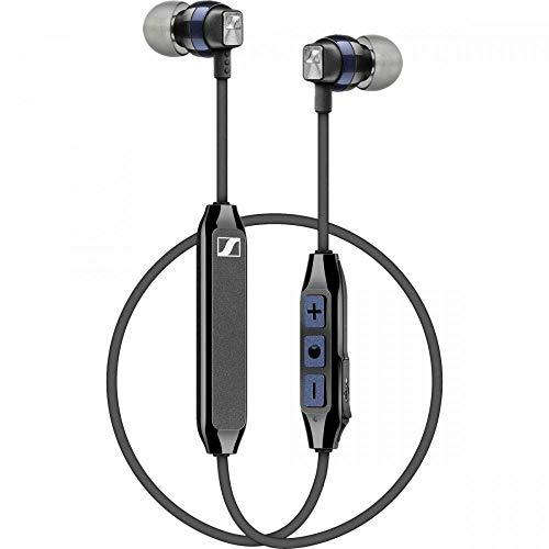 [Saturn & Cyberport] Sennheiser CX 6.00BT In-Ear-Wireless-Kopfhörer, schwarz/blau