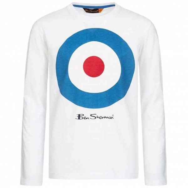 BEN SHERMAN Kinder Langarm-Shirt für 4,44€ + 3,95€ VSK (100% Baumwolle, Größe 128-134, 140-146, 152-158) [SPORTSPAR]