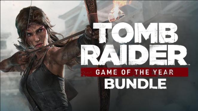 Tomb Raider - Game of the Year Bundle für 4,29€ (Steam) bei Fanatical