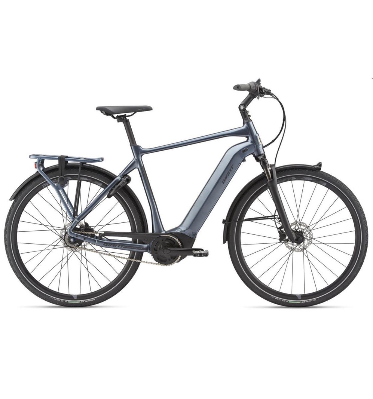 Giant Dailytour E+ 2 (2020) GTS L 55 steelblue Vorführräder (S, L,XL)