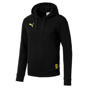Puma BVB Borussia Dortmund - Herren Premium Stencil Hoody